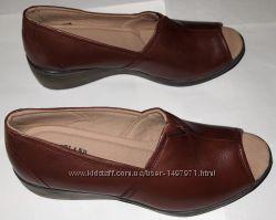 Туфли новые кожаные Eastland в коробке