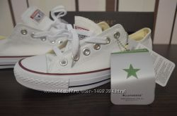 кеды Converse, белые  38
