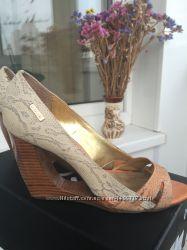 Туфли кожа Dumond