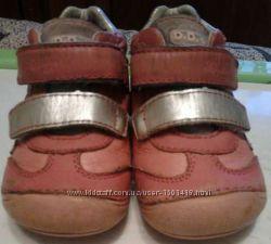 Демисезонные ботиночки D. D. Step 22р