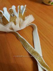 корона. повязочка для вашей принцессы