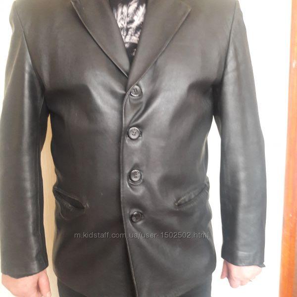 Кожаный Пиджак Купить