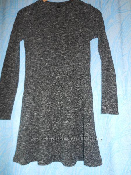 Платье с вискозой.