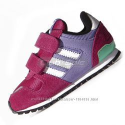 Кроссовки Adidas для девочки, размер 25.