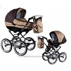Детская универсальная коляска 2 в 1 Kajtex унисекс, ширина 53 см