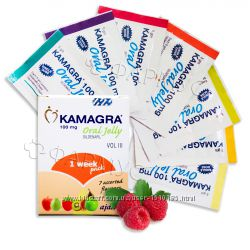 Kamagra oral jelly - Виагра желе