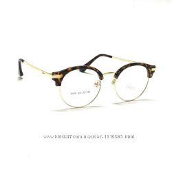 Имиджевые круглые очки, очки для зрения, круглые