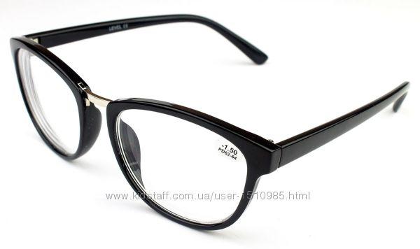 Молодежные очки с диоптриями