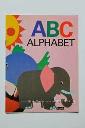 Английский алфавит. Мой первый алфавит буква-слово-картинка