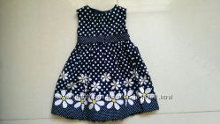 Нарядные фирменные платья для девочки