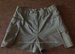 Стильные шорты Next для девочки 9 лет
