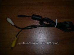 USB на фотопарат Nikon переходник на TV