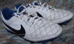 Копочки Nike Tiempo, розмір 36 23 см