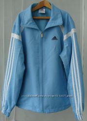 Куртка-вітрівка ветровка легка adidas. Ріст - 158 см