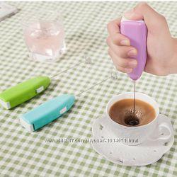 Взбивалка для капучино, латте, молока, Cappuccino maker