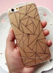 Чехол Волшебная геометрия для Apple iPhone 6 6S 7 7plus