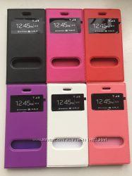 Чехол книжечка под кожу для Iphone 55S66S на магните