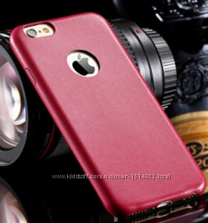 Бардовый чехол для iphone 6 6S Матовый силиконовый