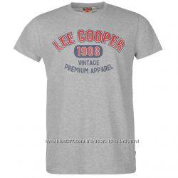 фирменная футболка Lee Cooper