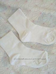 Белые носочки NEXT