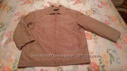 Куртка демисезонная бежевая мужская, ветровка