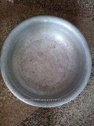 алюминевая миска