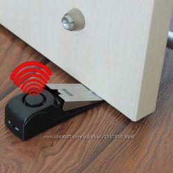 Портативная сигнализация , Door block