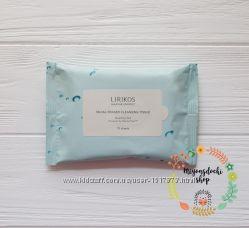 Салфетки LIRIKOS Facial Eraser Cleansing Tissue для удаления макияжа