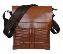 Мужская стильнаяклассика сумка через плечо