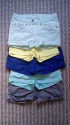 Шорты джинсовые катоновые рост 134-144 см Here&There Next H&M