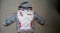 Куртка ветровка 98-104 см Baby rose