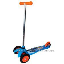 Скутер детский лицензионный HOT WHEELS