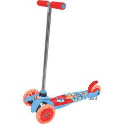 Скутер детский лицензионный Фиксики