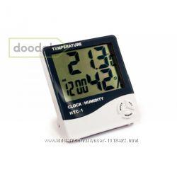 Домашняя метеостанция HTC-1 термометр, влагомер