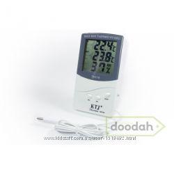 Домашняя метеостанция KTG TA318 термометр, влагомер