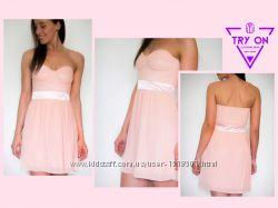 Романтична сукня ніжно-рожевого кольору