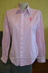 брендовая рубашка POLO RALPH LAUREN