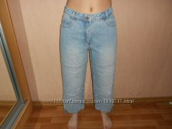 Летние джинсы, фр. 38 размер, наш 46, 48 бренд Bona Parte, новые, сток