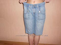 Шорты, капри, Street One, 28 размер, джинсовые, летние, наш 46, S, M