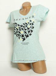 Женская футболка Many Owls and catBirds
