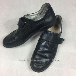 Ботиночки braskaнатуральная кожа