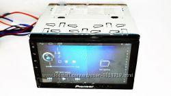 Магнитола 2din Pioneer Android Pi-707 GPS  WiFi  4Ядра