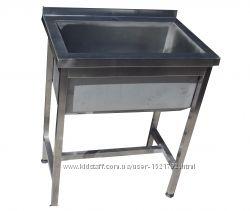 Нейтральное оборудование - Ванна моечная односекционная