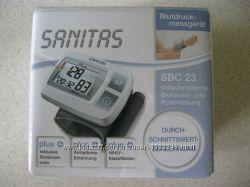 Тонометр на запястье Sanitas SBC 23