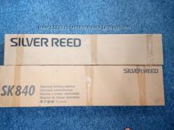 Вязальная машина SILVER REED SK840  ПО  ажурная каретка