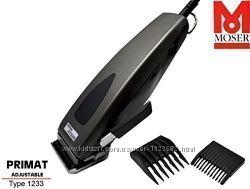 Машинка для стрижки Moser 1233-0051 Primat Adjustable Titan съемный нож