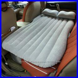 Надувной диван в автомобиль. Суперудобный авто матрас. С насосом.
