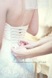 Продаю свое свадебное платье