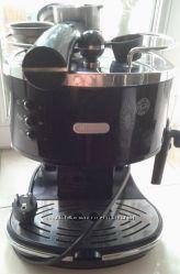 Кофеварка кофемашина Delonghi ECO 310 BK