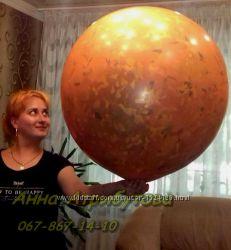 Изготовим шар-сюрприз на ваш праздник